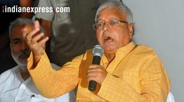 RJD chief Lalu Prasad's aide