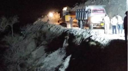 Two killed, three injured in Uttarakhand landslide; several feared trapped