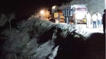 uttarakhand landslide, devprayag district, uttarakhand accident,