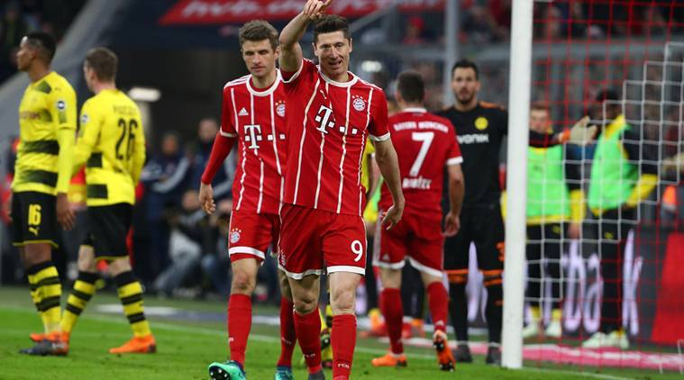 Borussia Dortmund vs Bayern Munich live streaming: When and where to watch to the match?