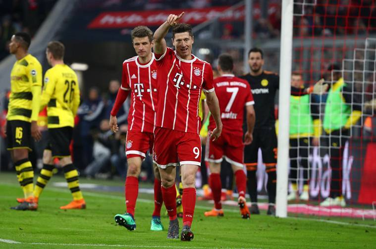 Borussia Dortmund Vs Bayern Munich Live Streaming When And Where To Watch The Match Sports News The Indian Express
