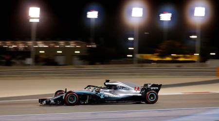 Lewis Hamilton handed five-place grid penalty for gearbox change