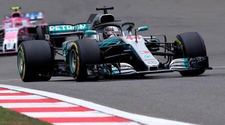 Lewis Hamilton questions whether Mercedes can challenge Ferrari