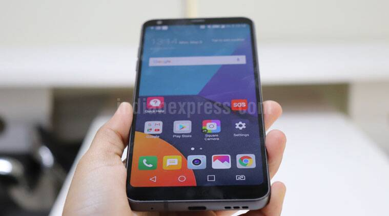 LG G7 Render Reveals Notch Design