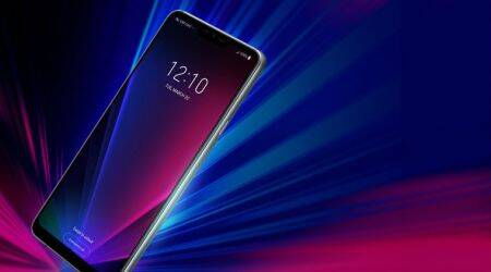 LG G7 ThinQ press render leaked, shows off a 'notch' and slim bezels