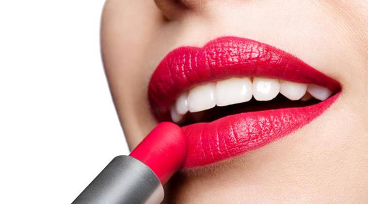 must have lip shades,Indian skin tone, eye-makeup, monochrome, red, corals, plum, Indian express, Indian express news