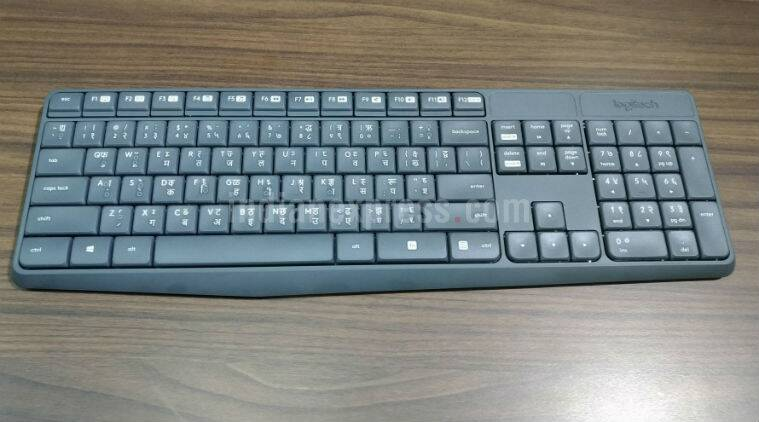 Logitech Hindi keyboard launched in India, price starts at Rs 695 ...