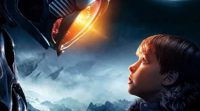 lost in space netflix sci-fi series