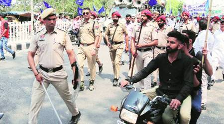 Dalit protests: 15 FIRs against protesters inLudhiana