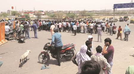 Delhi: After man held for rape in madrasa, protesters block highway