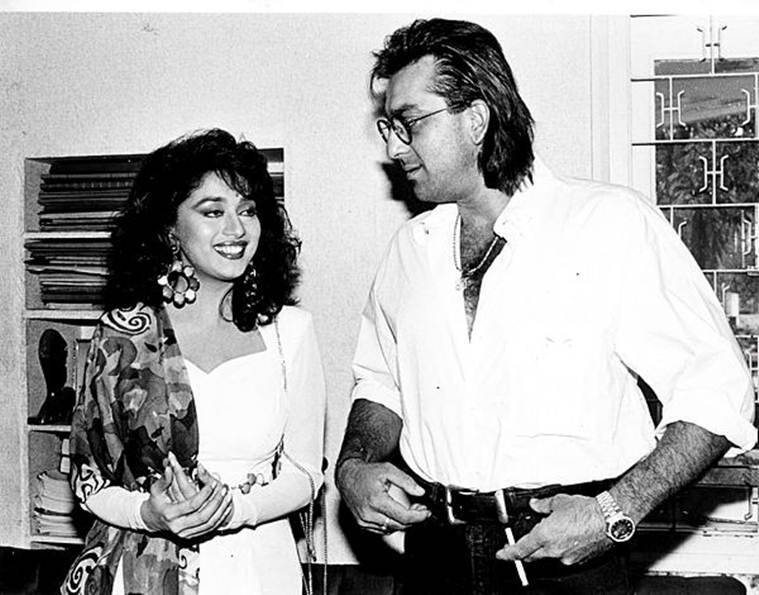 The Madhuri Dixit and Sanjay Dutt story. Here's what the ...