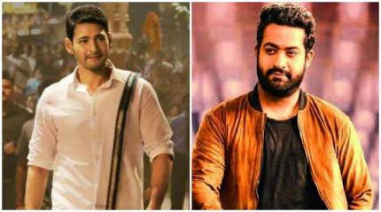 Mahesh Babu's Bharat Ane Nenu receives a glowing review from Jr NTR