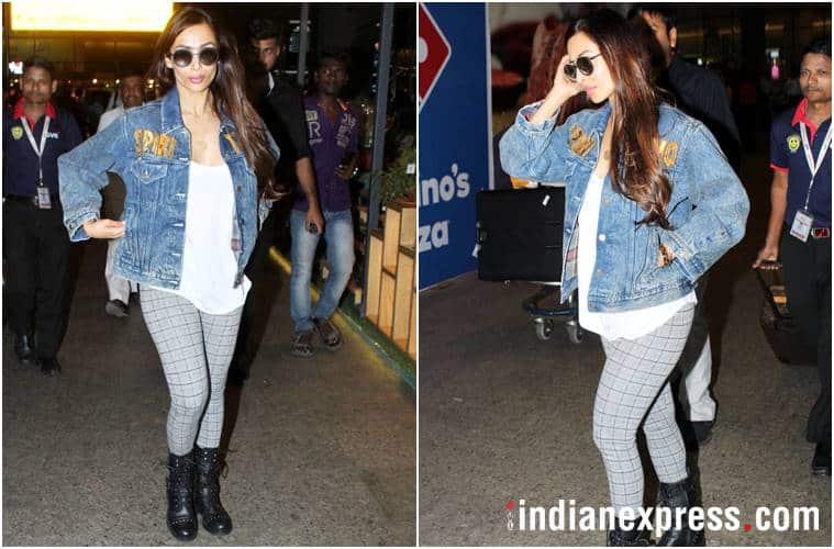 airport looks, bollywood airport looks, Deepika Padukone, Katrina Kaif, Sonam Kapoor, kareena kapoor khan, malaika arora, diana penty, aditi rao hydari, jacqueline fernandez, celeb fashion, bollywood fashion, indian express, indian express news