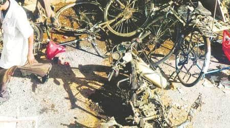 malegaon blast, malegaon blast accused, pragya thakyr, sadhvi pragya thakur, malegaon blast victim, mumbai court rejects plea, malegaon blast trial, indian express