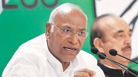 Mallikarjun Kharge (Congress) makes it official: No impeachment of CJI Dipak Misra
