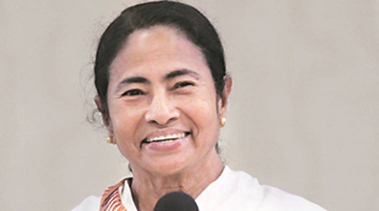 West Bengal Chief Minister Mamata Banerjee. (Express photo/File)