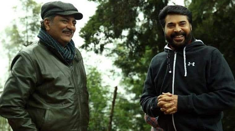 Mammootty turns singer again for Gireesh Damodar Uncle