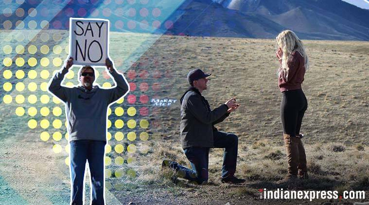 Dad Pranks 101 Man Proposes Girlfriend Her Dad Holds Say No