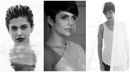 Saaho actor Mandira Bedi: Why can't a short-haired lady play a lover, a mother or a wife?