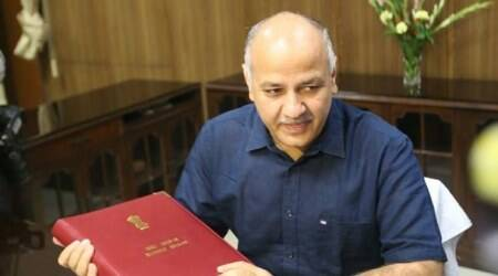 Fight against Centre like Maharana wars with Mughals: Manish Sisodia