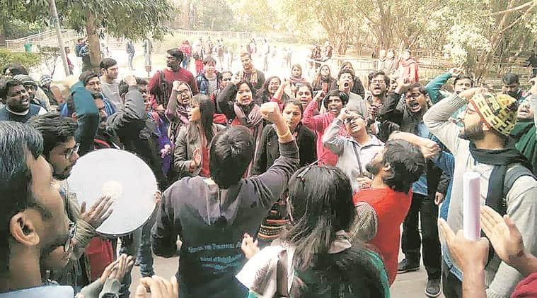 JNUSU opposes screening of film on 'Love Jihad'