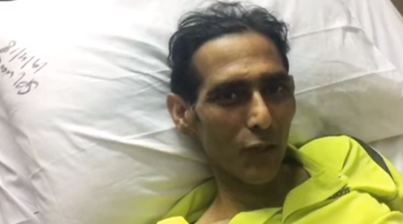 Hockey player Mansoor Ahmed's heart ailment can be treated in Pakistan, say authorities