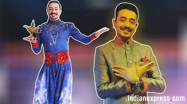 RJ-actor Mantra plays Genie in Aladdin