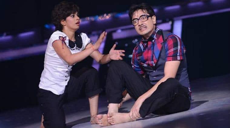RJ-actor Mantra in Jhalak Dikhhla Jaa