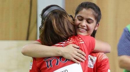 CWG 2018: Very happy to win my first Commonwealth Games medal with a qualification record, says ManuBhaker
