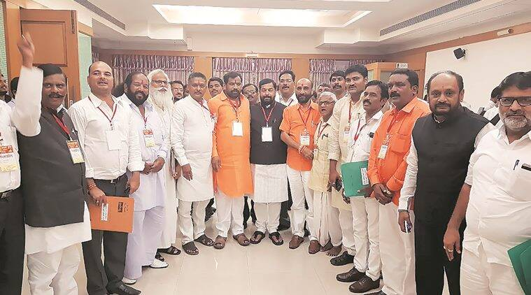 After Round Table Conference Maratha Organisation Sets May 8
