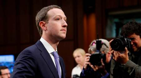 At Capitol Hill, a maturing of Facebook CEO Mark Zuckerberg