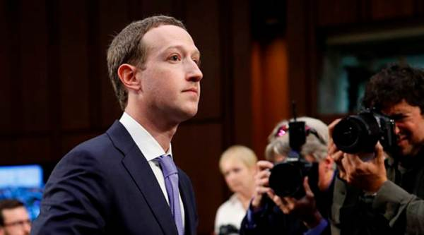 UK lawmaker says fine imposed on Facebook over user privacy