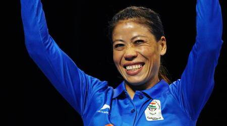 CWG 2018: Mary Kom wins gold in maiden Games appearance