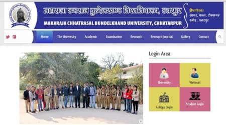 MCBU semester degree 3rd, 5th results declared at mchhatrasaluniversity.com, checknow