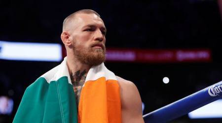 Conor McGregor surrenders to New York Police after causing chaos