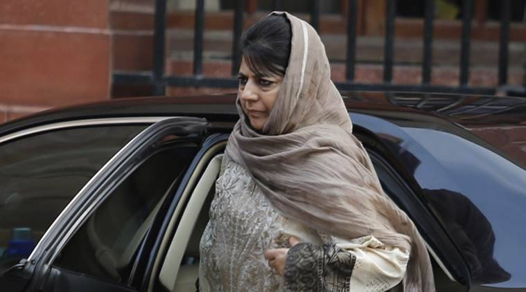 Kathua rape-murder case: J-K CM Mehbooba Mufti accepts resignation of ex-BJP ministers