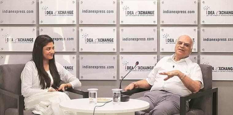 SK mendiratta in idea exchange
