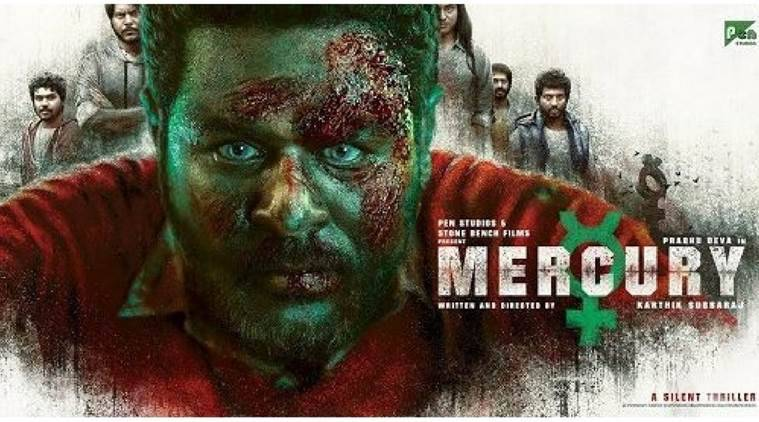 Mercury Movie Review This Prabhudheva Starrer Is A Misguided Mess