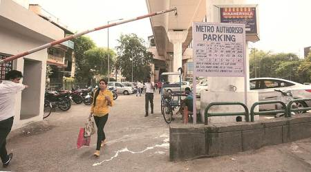 Delhi Metro to hike parking fees from May 1