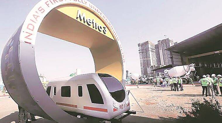 mumbai metro, Maharashtra Pollution Control Board, MPCB, mumbai pollution, indian express, neeri, noise pollution