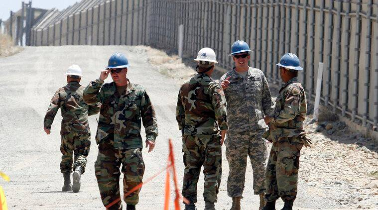 Texas: Five immigrants dead following US Border Patrol car chase