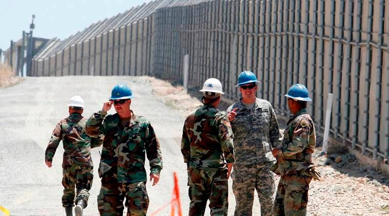 Donald Trump slams California governor over US troops at Mexico border