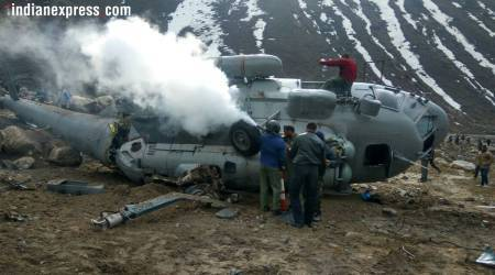 Uttarakhand: Four, including IAF pilot, injured in Mi-17 helicopter crash landing at Kedarnath helipad