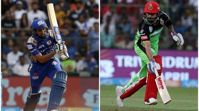IPL 2018 Live Streaming MI vs RCB: MI vs RCB Live on Hotstar Jio TV Online