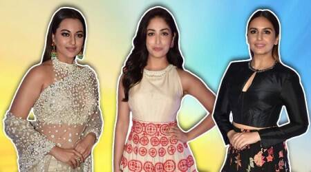 Ranbir and Deepika weren't the only stars who dazzled at Manish Malhotra's show