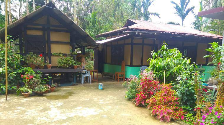 Garo homestay, village, Garo, Balipara, Assam