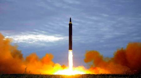 South Korea criticises North Korean launches.