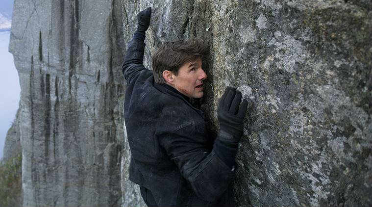 Tom Cruise in Mission Impossible Fallout photos