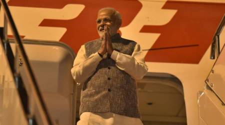 Modi in China LIVE UPDATES: PM arrives in Wuhan, to have heart-to-heart meeting with Xi tomorrow