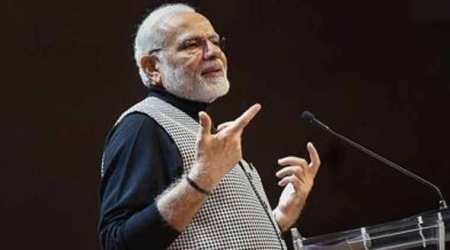 Shiv Sena slams PM Modi for speaking on domestic issues abroad